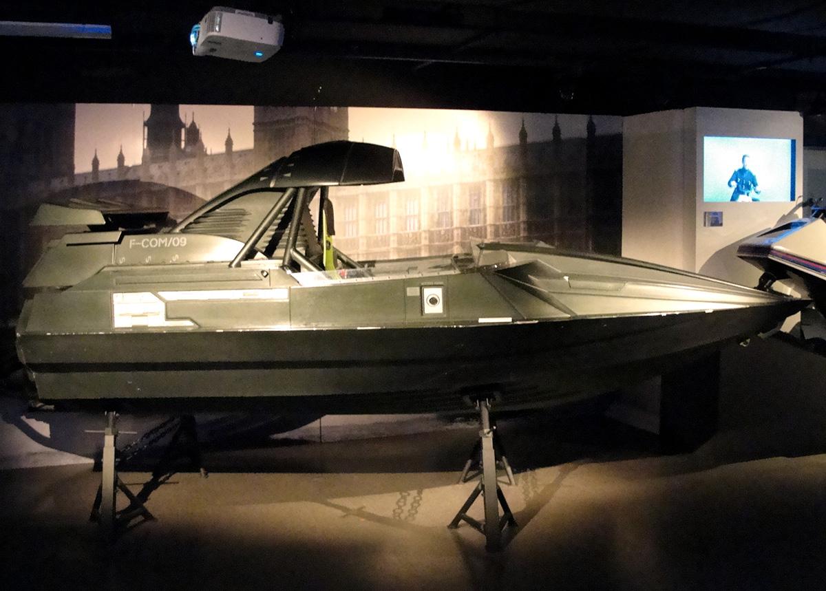 TWINE - Q Boat