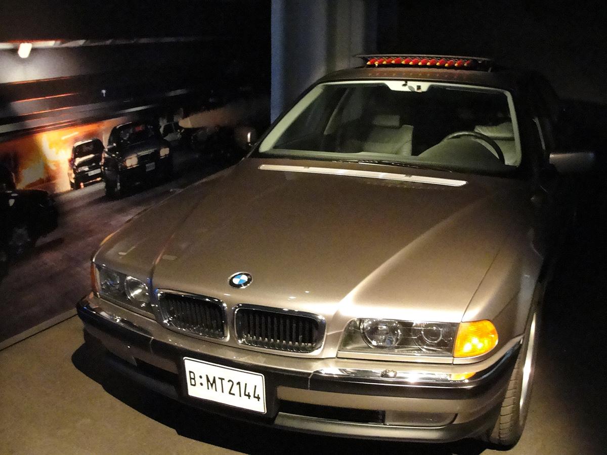 TND - BMW 750iL