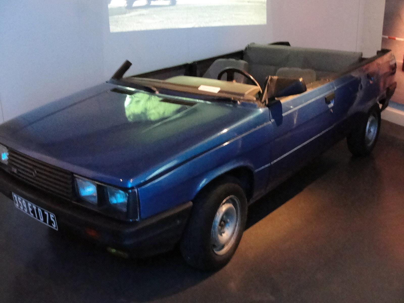 AVTAK - Renault 11 (roofless)
