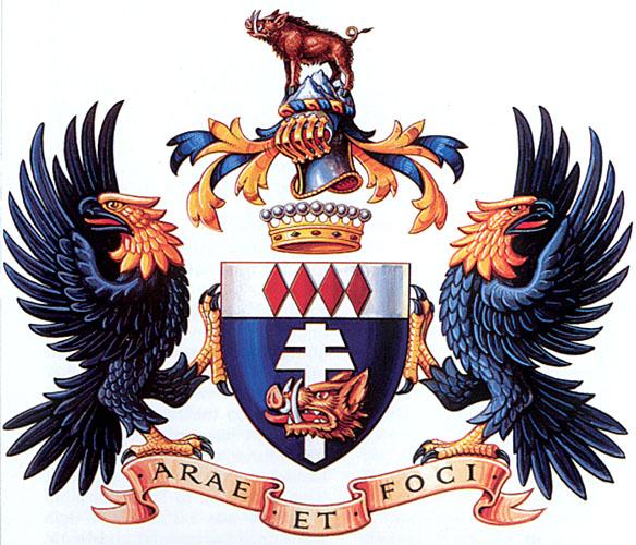 герб Блофельда
