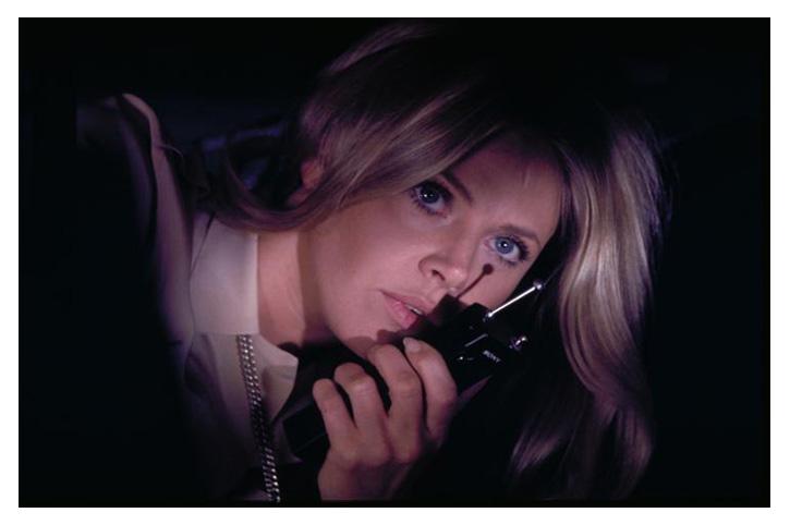 Мэри Гуднайт в багажнике машины