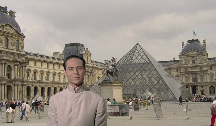 Париж Лувр