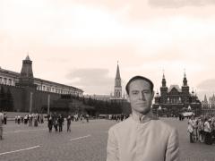 Вот, недавно побывал в Москве. На Красной площади. Красиво