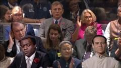 Посетил заседание Генассамблеи ООН