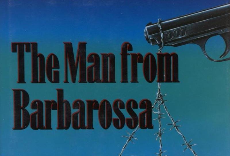 "Джон Гарднер. ""Человек из ""Барбароссы"" (1991)"