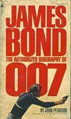 The Authorized Biography of 007